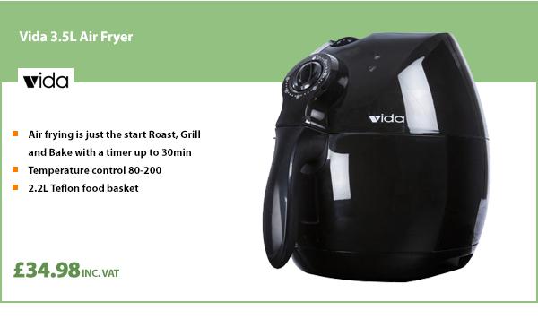 Vida 3.5L Air Fryer