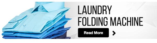 Laundry folding machine