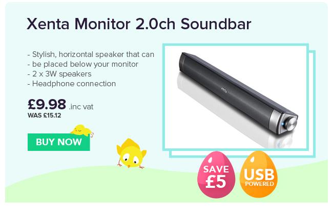 Xenta Monitor 2.0ch Soundbar