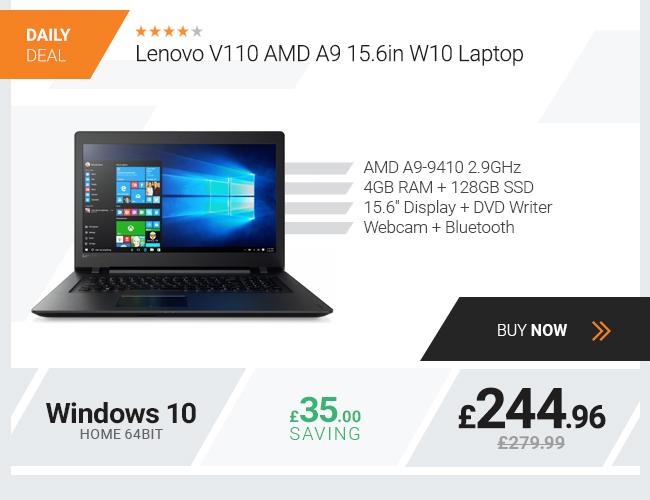 Lenovo V110 Laptop A9 4GB 128GB