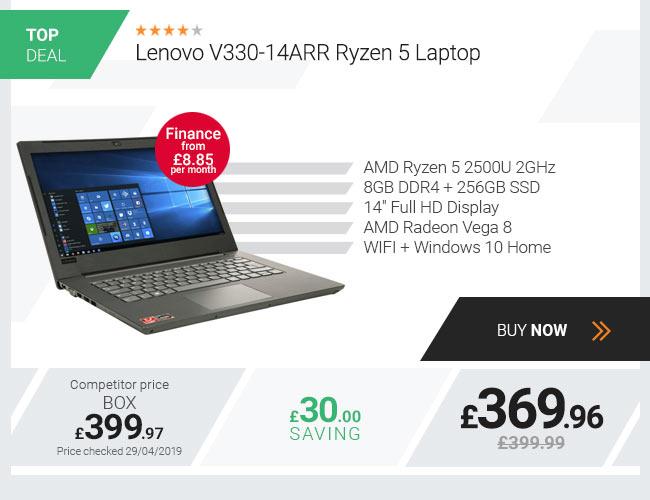 Lenovo V330-14ARR Ryzen 5 Laptop