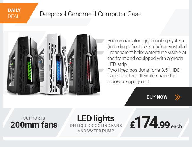 Deepcool Genome II Computer Case
