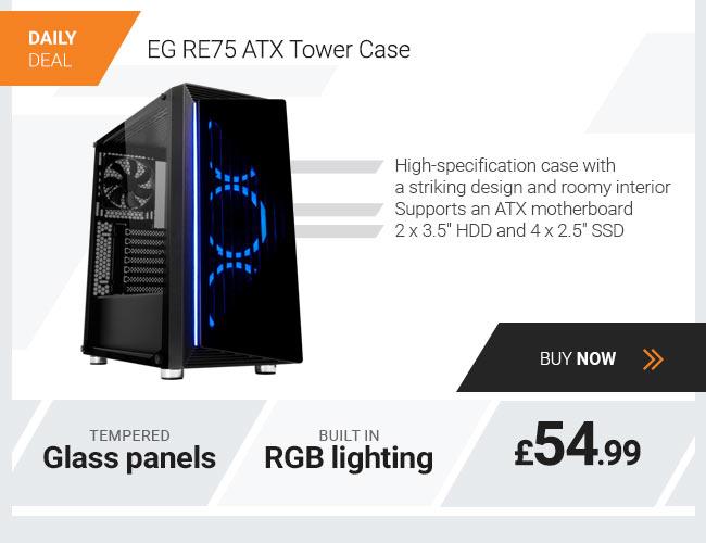 EG RE75 ATX Tower Case