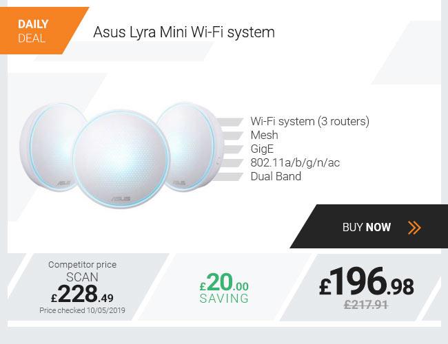 Asus Lyra Mini Wi-Fi system