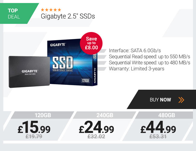Gigabyte SSD