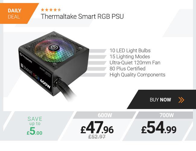 Thermaltake Smart RGB PSU