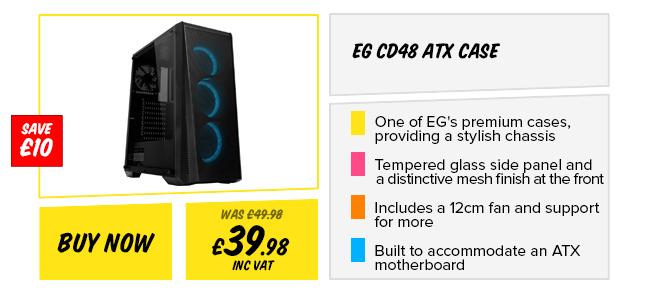 EG CD48 ATX Case