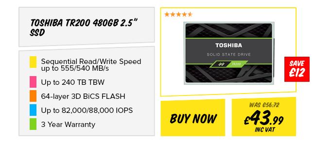 Toshiba TR200 480GB 2.5