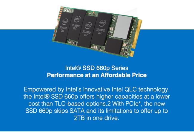 Intel - SSD