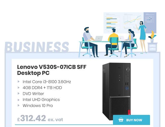 Lenovo V530S-07ICB SFF Desktop PC