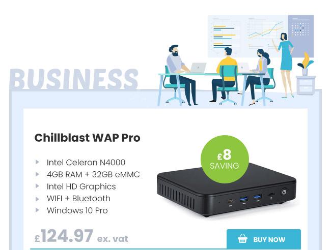 Chillblast WAP Pro