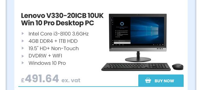 Lenovo V330 AIO Desktop PC