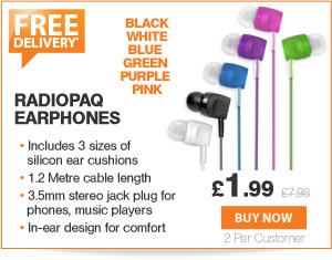 Radiopaq Earphones