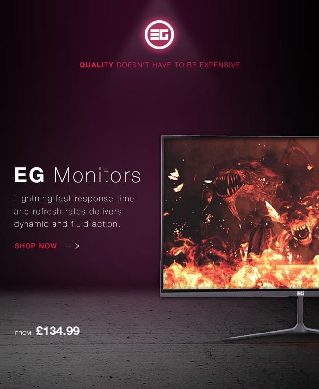 EG Monitors
