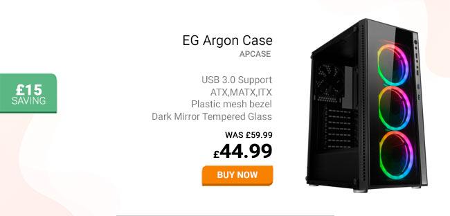 EG Argon Case
