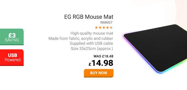 EG RGB Mouse Mat