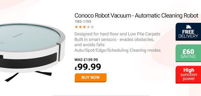 Conoco Robot Vacuum