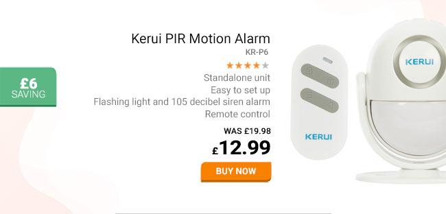 Kerui PIR Motion Alarm
