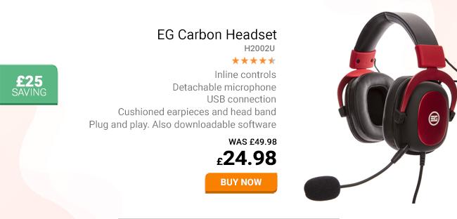 EG Carbon Headset