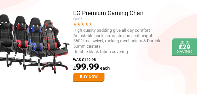 EG Premium Gaming Chair