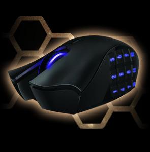 Razer Naga Epic MMO Gaming Mouse
