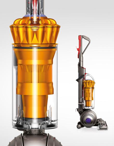 Dyson Dc40i Multi Floor Upright Ball Vacuum Cleaner