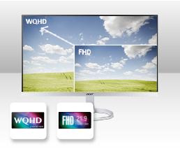 Acer H7 Series - Sharp visuals, progressive styling