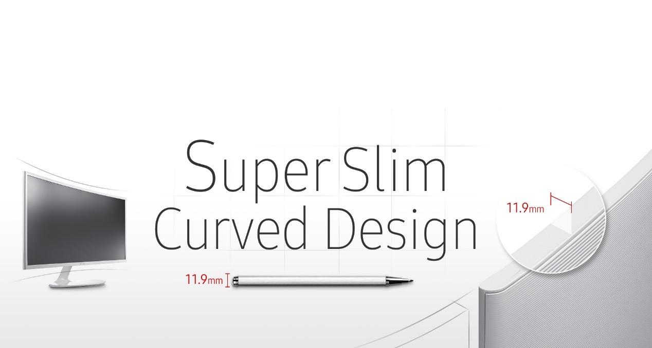 Super Slim Screen