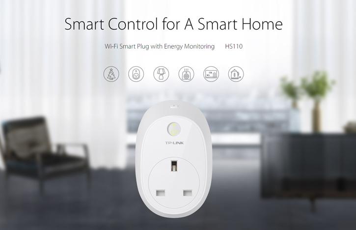 TP LINK HS110 ebuyer smart plug