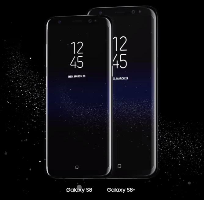 Samsung Galaxy S8 64GB Phone - Midnight Black
