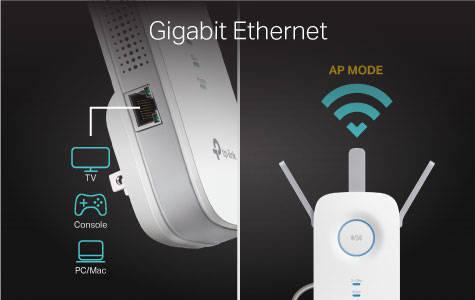 Tp Link Ac1750 Wi Fi Range Extender Ebuyer