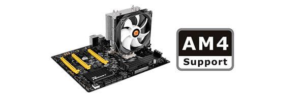 Compatible with AMD AM4/FM2/FM1/AM3+/AM3/AM2+/AM2