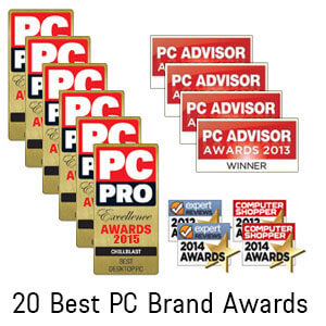 The UK's most awarded Manufacturer