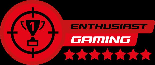 Enthusiast Gaming logo