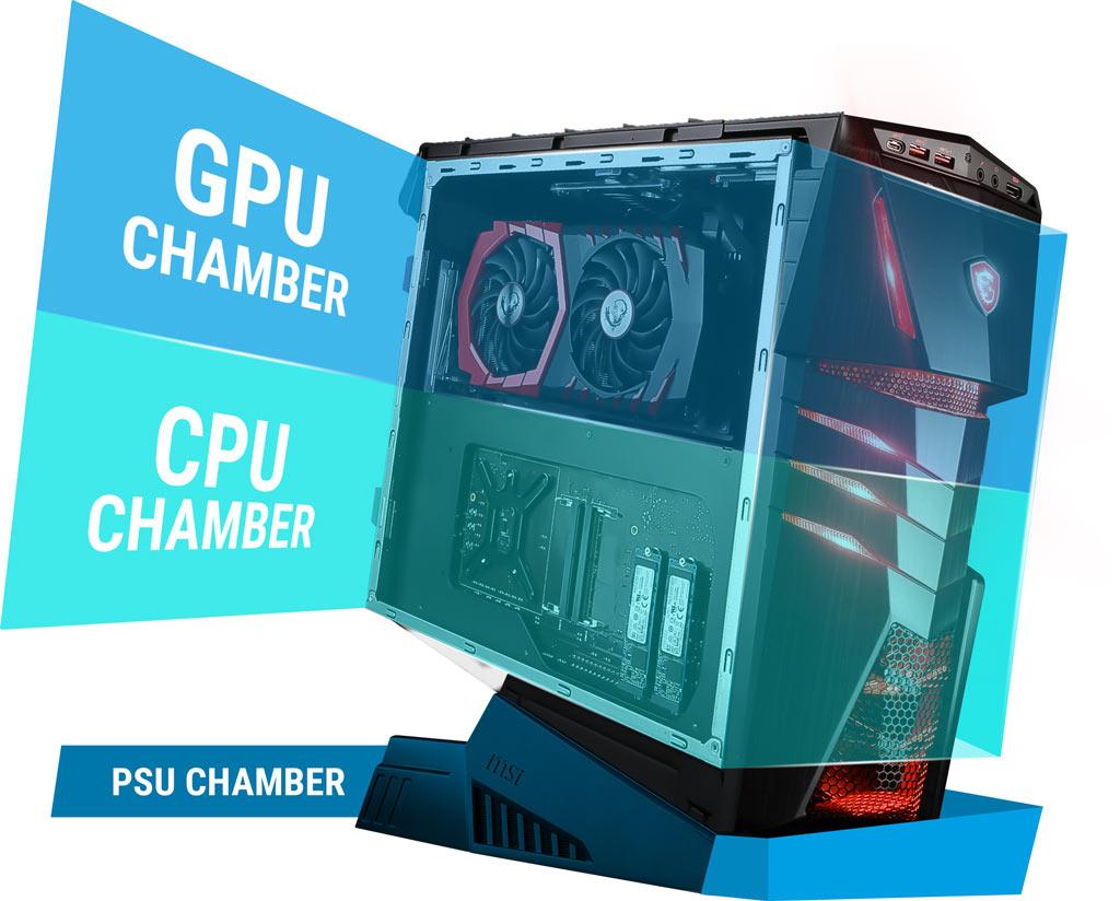 Aegis Ti3 Chamber
