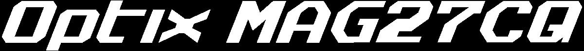 MSI Optix MAG27CQ Logo