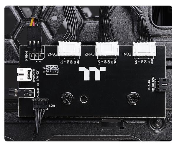 Built-in 5V RGB Switch Board