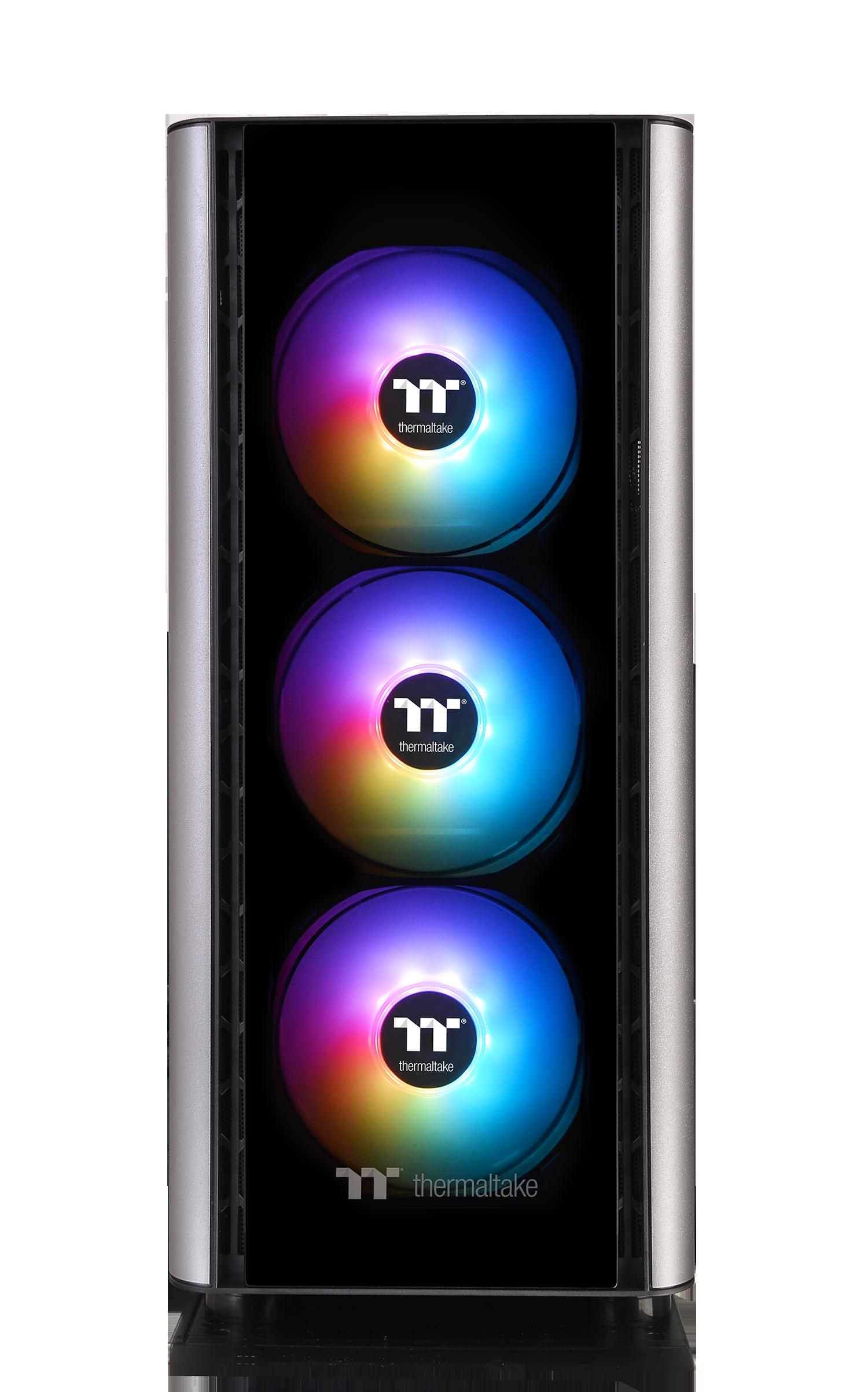 Trio Built-in 120mm 5V ARGB LED Fans