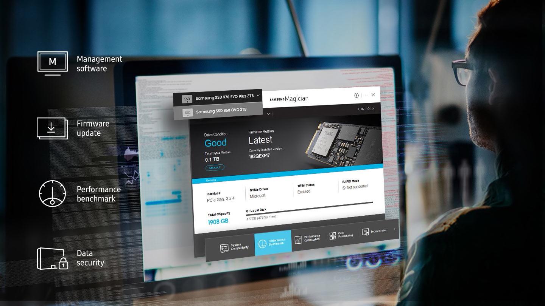 Samsung 970 EVO Plus V-NAND M 2 2TB SSD