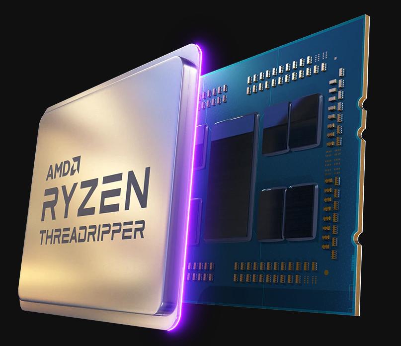 AMD Ryzen™ Threadripper™ 3990X Processor