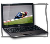 Asus K52F Laptop