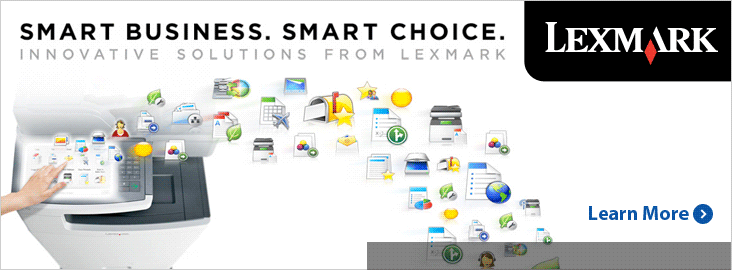 Lexmark - Redefining Robust, Re-imagining Versatility