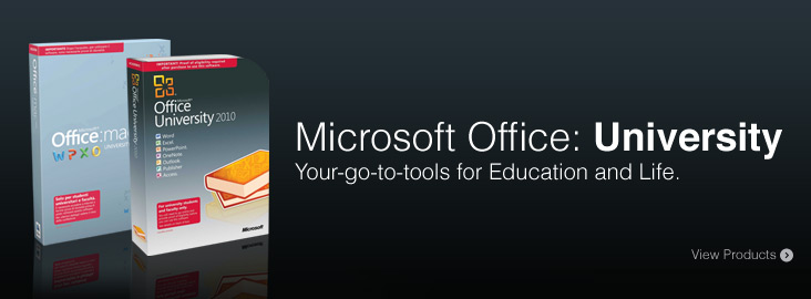 Microsoft Office: University