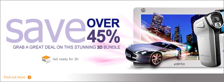 Grab a great 3D bundle