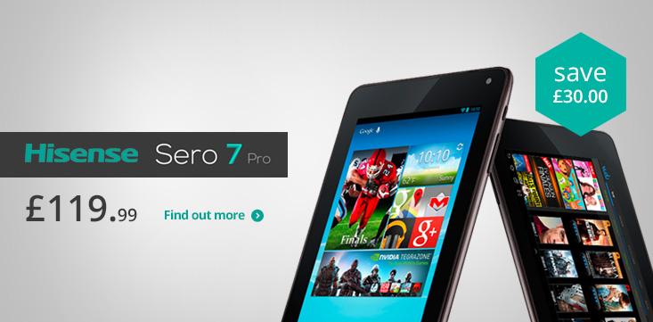 Hisense Sero 7 Pro 32GB Tablet