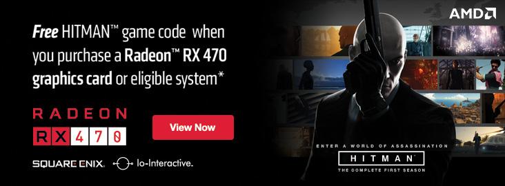 AMD Hitman Q4