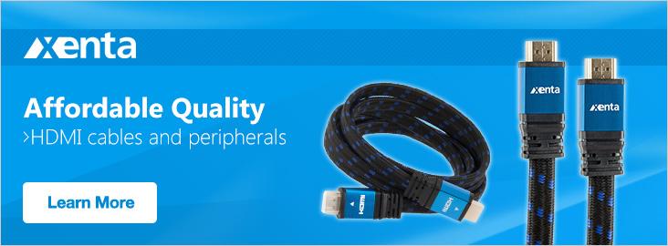 Xenta HDMI Cables