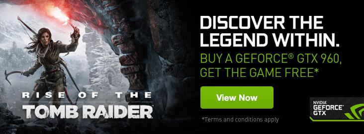 Nvidia GTX Tomb Raider