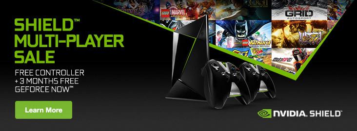 Nvidia Shield Multi
