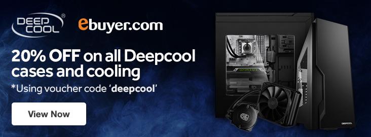 Deepcool 20% OFF